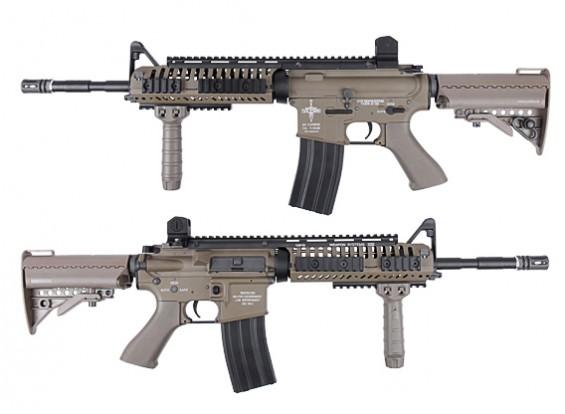 King Arms CASV M4A1 AEG (Dark Earth)