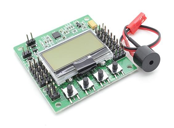 Hobbyking KK2.1 Multi-ротор LCD доска управления полетом С 6050MPU И Atmel 644PA
