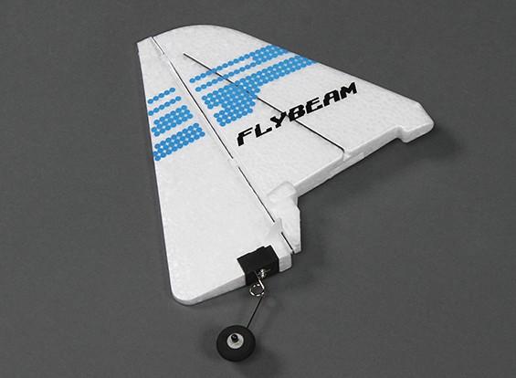 HobbyKing® Flybeam Night Flyer 1092mm - Замена вертикального оперения Set
