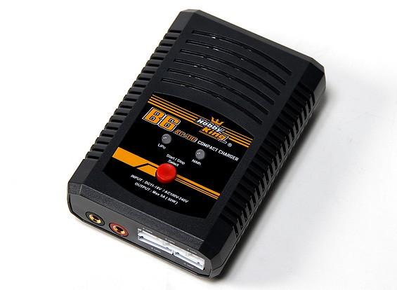 HobbyKing B6 AC / DC Компактный Липо / NiMh 50W зарядное устройство (ЕС Plug)