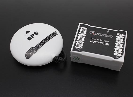 Контроллер Quanum QFX Plus GPS Multi-Rotor Flight с функциями GPS