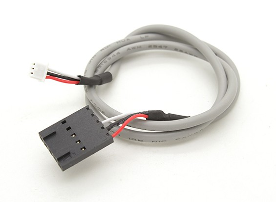 Fatshark камеры A / V кабель (360мм)