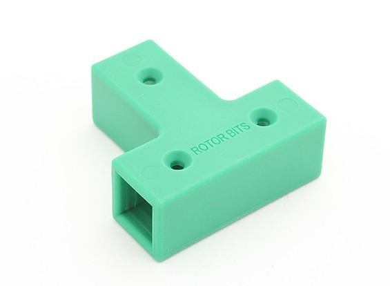 RotorBits T Разъем (зеленый)