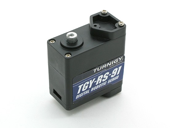 Turnigy ™ TGY-RS-91 Роботизированная DS / MG Servo 9.0kg / 0.18sec / 59г