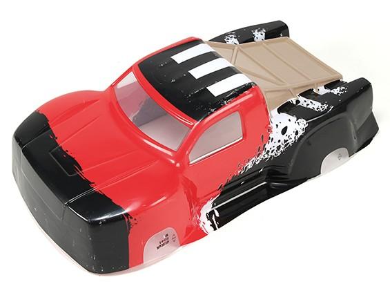 Shell Тело - Башир Nitro Circus1 / 10 SCT