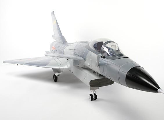 HobbyKing ™ J-10 Энергичный Дракон 105мм EDF 956mm (PNF)