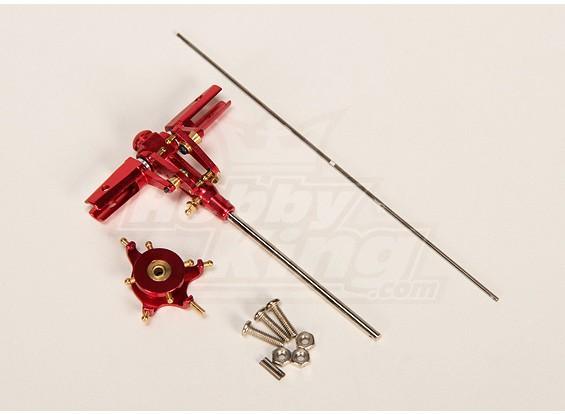 Walkera 4G3 с ЧПУ металла ротора Обновление ж / балансир (Walkera часть # RCX04-001)