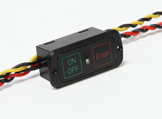 Heavy Duty Двоевластие Программируемый приемник / Выключатель зажигания с индикатором LED
