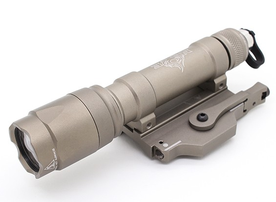 Ночь Evolution M620C Tactical Light (Tan, полная версия)