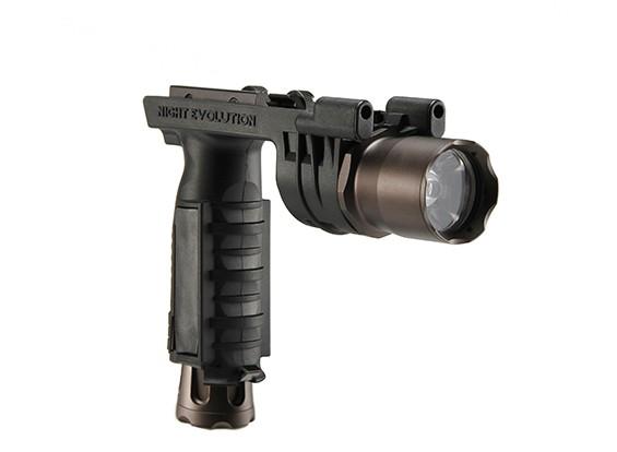 Ночь Эволюция M910 Вертикальный цевье Weaponlight (черный)
