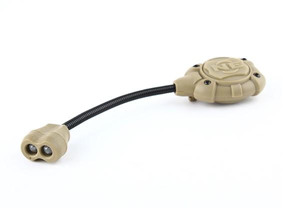 Night Evolution Модульная Персональная система освещения MPLS2 (DE, зеленый / белый светодиод)