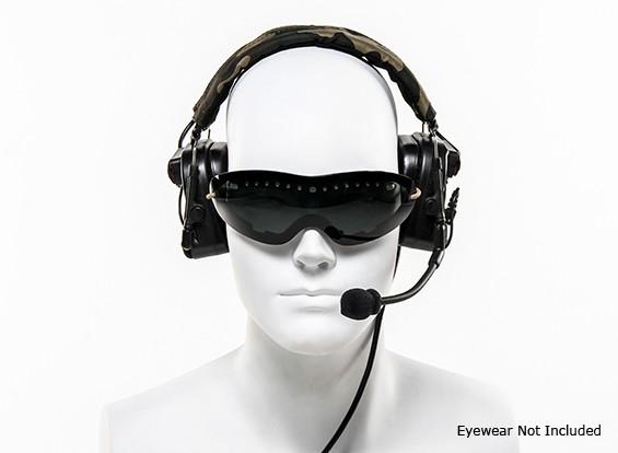 Z-Tactical Z038 ComTac IV IN-EAR-гарнитуры (черный)