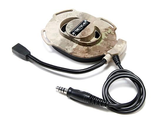 Z Tactical Z027 zBowman Elite II Тактическая гарнитура (A-TACS)