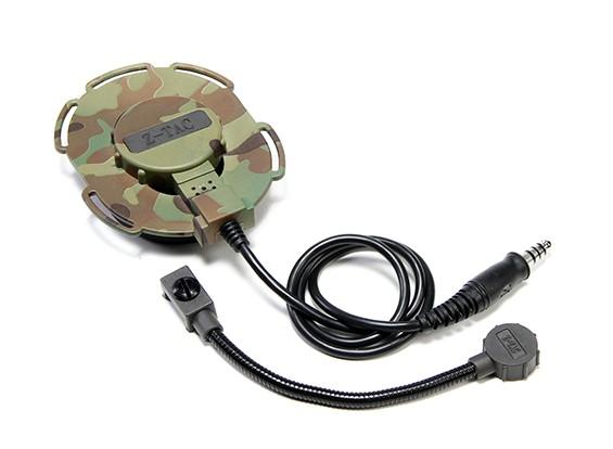 Z Tactical Z029 Bowman EVO III Тактический гарнитура (Multicam)