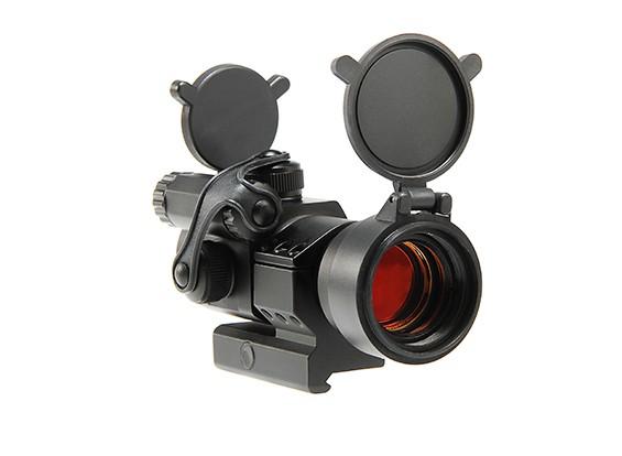 Элемент Comp M2 Красная точка зрения (черный)