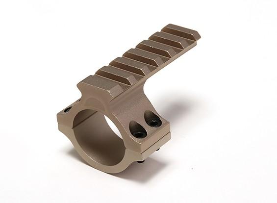 Элемент EX309 30 мм Область применения крепление с верхней направляющей (Tan)
