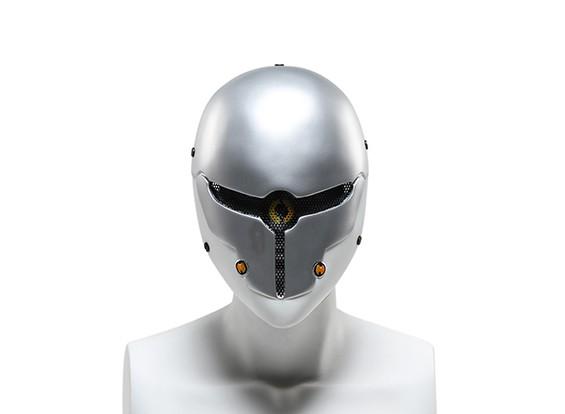 FMA Wire Mesh Маска для лица (Grey-ниндзя)