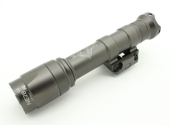 Ночь Evolution M600C Scout Light (Wolf Grey)