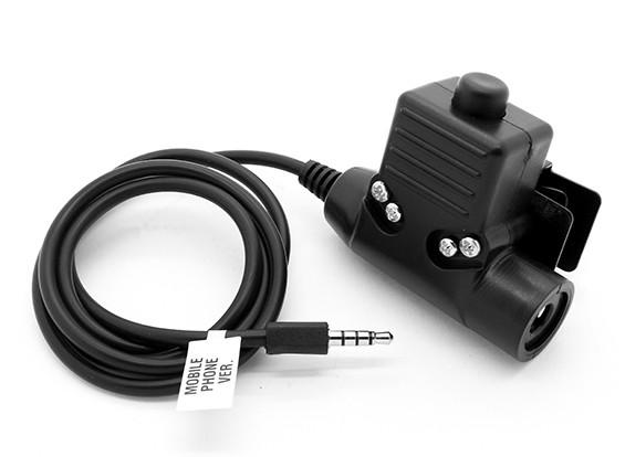 Z Tactical Z113 U94 PTT (Мобильный телефон 3,5 мм Ver)