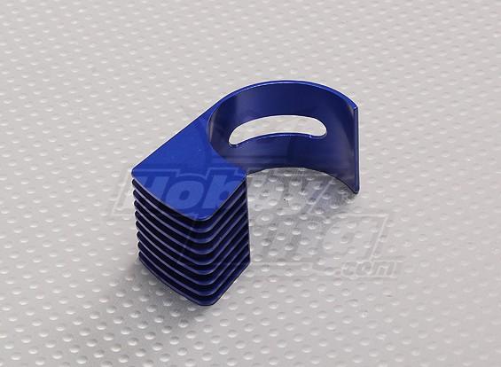 Синий Алюминиевый радиатор двигателя 540/550/560 (36мм)