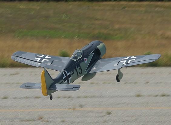 HobbyKing ™ Фокке Вульф FW-190 Warbird EPO 1600мм (ПНФ)