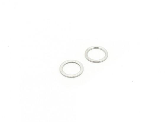 RJX X-TRON 500 Упорное кольцо 9 х 12 х 0,8 мм # X500-70510 (2шт)