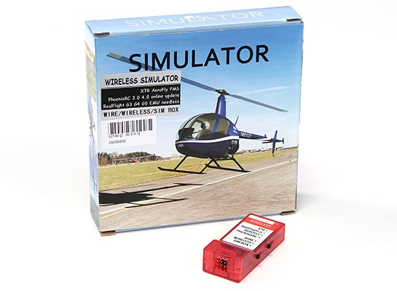 Беспроводной 9 in1 Simulator адаптер