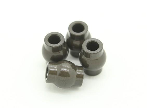 XRAY XB9E 1 / 8th багги - 7075 T6 алюминиевый Pivot Бал 6.8mm - Жесткий покрытием (4)