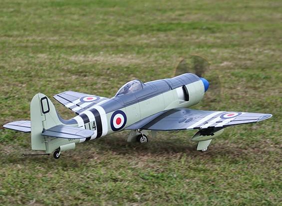 Avios Hawker Sea Fury Warbird EPO 1200мм (ПНФ)
