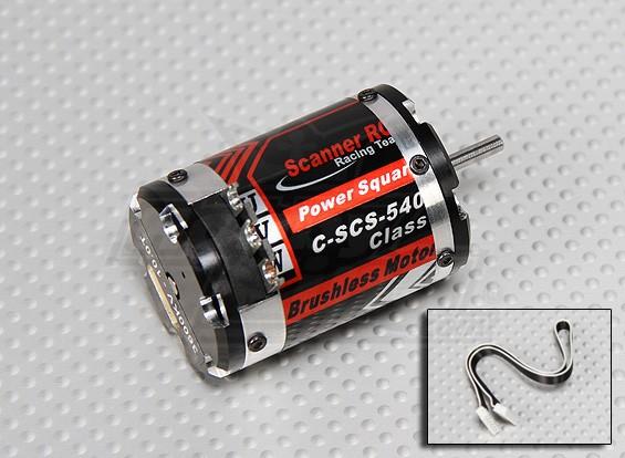 Сканер RC PowerSquare 3600kv гоночный мотор (10T)
