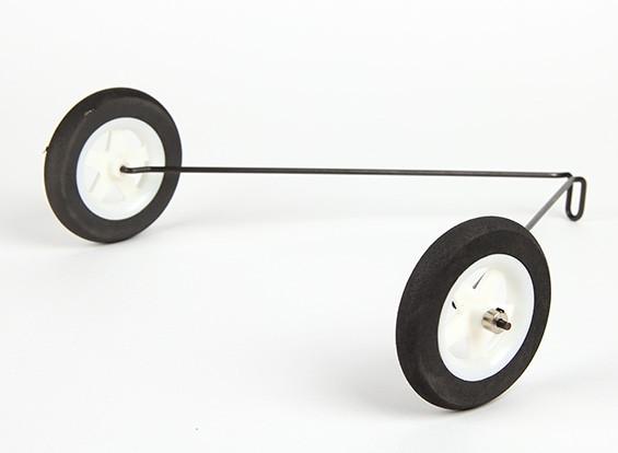 Hobbyking® ™ Медленное Стик 1160mm - Замена основного шасси