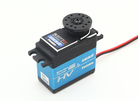 Futaba BLS177SV S.Bus 2 Ultra High Torque Brushless Servo 37kg / 0.11sec / 79g