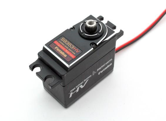 Futaba S9353HV High Torque Высокоскоростной цифровой сервопривод с Full Metal Case 22.0kg / 0.06sec / 77g