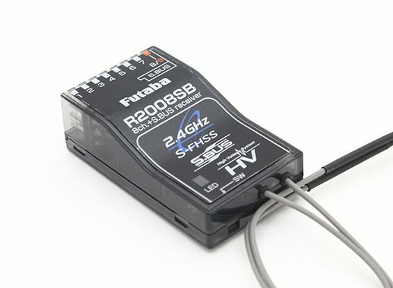 Futaba R2008SB 2,4 S.Bus S-FHSS 8-канальный приемник