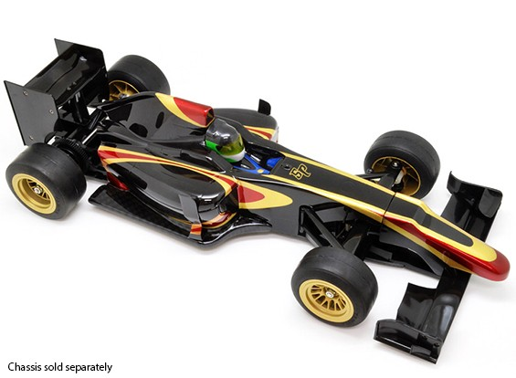 F-68 Формула 1 Тела Shell - Speed ​​Passion SP-1 1/10 F1