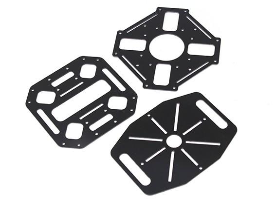Hobbyking ™ SK450 Замена Plate Set