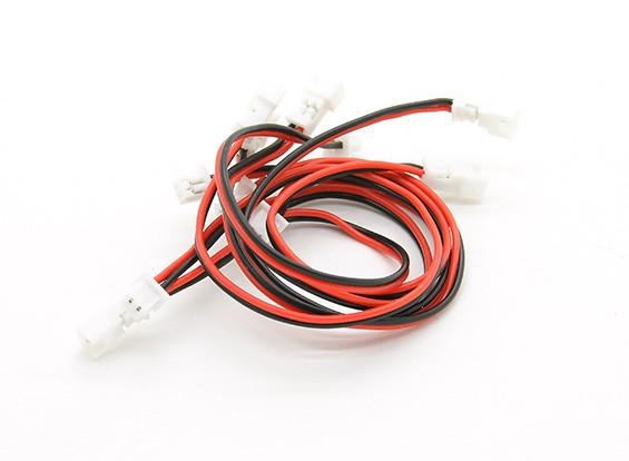 Walkera QR Y100 Wi-Fi FPV Mini HexaCopter - Подключение двигателя провод (6 шт)