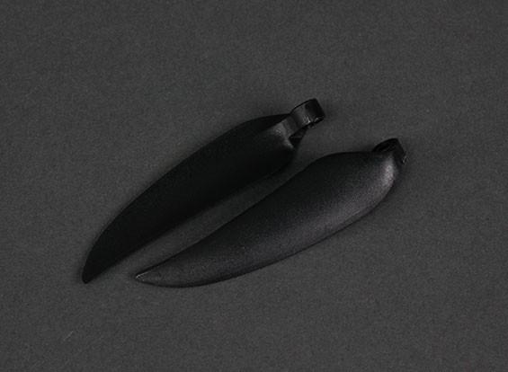 HobbyKing ™ Wingnetic 805mm - замена лопастей пропеллера