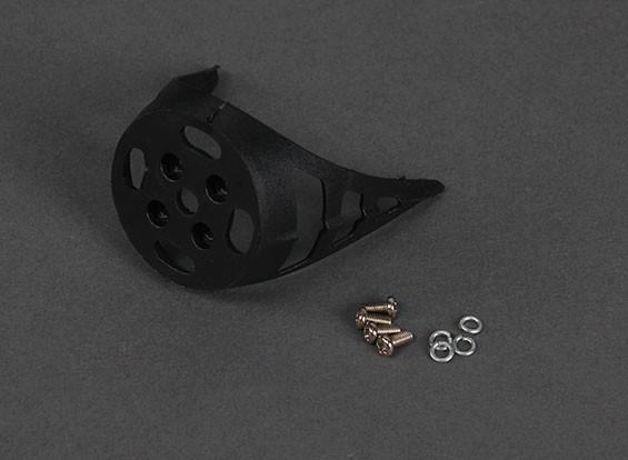 HobbyKing ™ Wingnetic 805mm - Замена двигателя Маунт