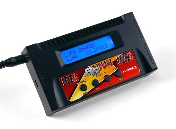 Turnigy B6 PRO 50W 6A Баланс зарядное устройство (черный)