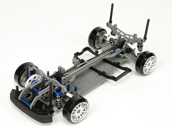 Дьявол 1/10 4WD Drift Car (Kit)