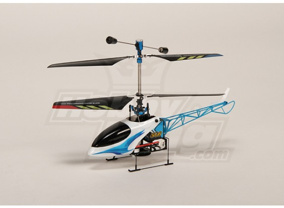 5G6 металла Издание 2,4 4CH Micro Вертолет B & F