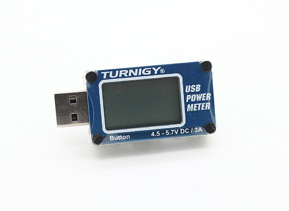 Измеритель мощности Turnigy USB