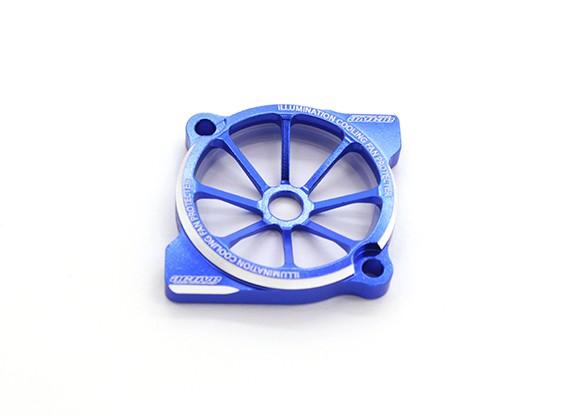 Активный Хобби 30мм Освещение Вентилятор Protector (Deep Blue)