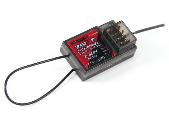Trackstar TS3t 2,4 ГГц FHSS 3-канальный приемник