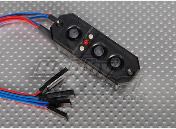 PowerBox Датчик Электронный коммутатор Бакер