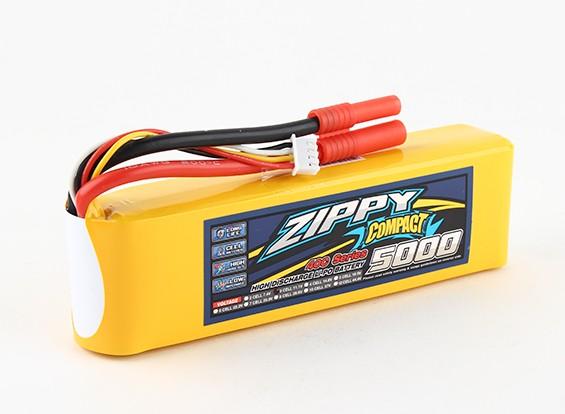 ZIPPY Компактный 5000mAh 3s 40c Lipo обновления