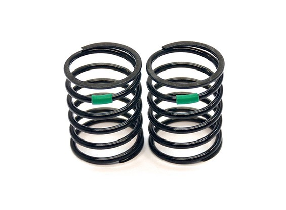 VBC гонки WildFireD06 - ТВВ Shock Spring (Green-Soft) (2 шт)