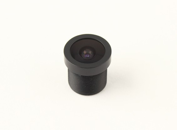 """2.1mm совета объектива, F2.0, Mount 12x0.5, CCD Размер 1/3 """", угол 150 °"""