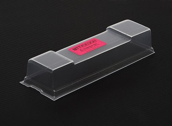 Bittydesign Задний ЖЕСТКИЙ Крыло для 190mm 1/10 Touring Car Body - Ультра Charge